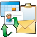 synchronize any Microsoft® Outlook® folder per mail
